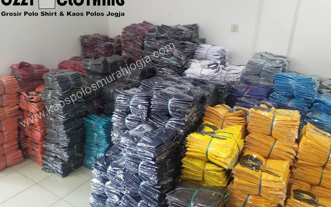 Daftar Harga Kaos Polo Jogja Super Murah dan Ukuran Lengkap
