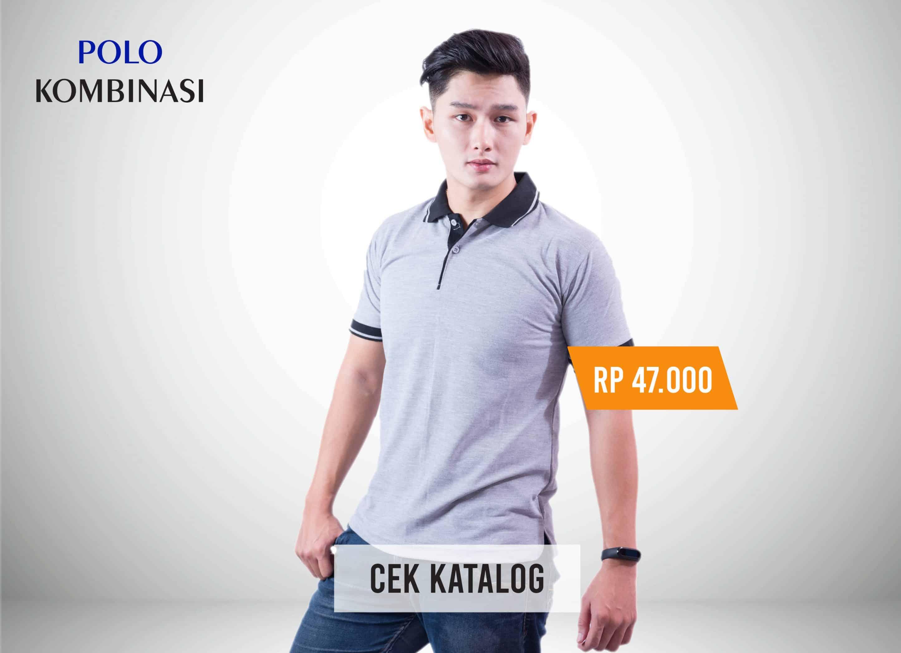 Kaos Polo Jogja Murah - Grosir Polo Jogja - KMB - Ozzy Clothing